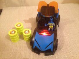 Imaginext Motorised Batman Batmobile (CAN POST)