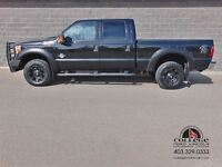 2014 Ford F-350 XLT 6.7L Power Stroke V8 4x4 Diesel