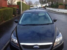 FURTHER REDUCED: BARGAIN: 2010 Immaculate Ford Focus 1.6 Turbo Diesel, low miles (60 mpg) 12 m MOT.