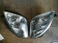 Iveco DAILY 2006-2012 Chrome 35s11 Headlights pair O/S N/S