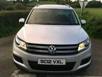 2012 Volkswagen Tiguan 2.0TDI 4 motion 4x4