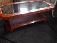 Coffee Table + Nest of 3 Tables