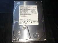 "Hitachi 1TB 3.5"" 7200rpm SATA Hard Drive. Wiped / Tested / Formatted"