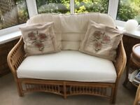 SET OF CONSERVATORY FURNITURE