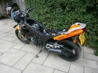 Yamaha TDM850 3VD 1991 Spares or Repair / Project