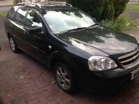 ESTATE 2010 CHEVROLET LACETTI CHEAP LOW MILEAGE
