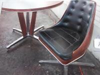 CHAISE  MODERNE RETRO =ViNTAGE 60'S  A 80'S