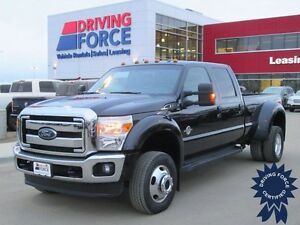2015 Ford Super Duty F-350  Lariat FX4 Crew Cab, 19,427 KMs