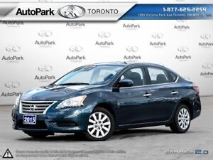 2015 Nissan Sentra 1.8 S S | Bluetooth | Air | Auto