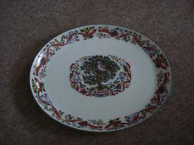 royal worcester platter
