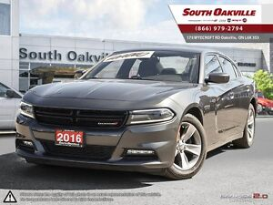 2016 Dodge Charger SXT | HEATED SEATS | NAVIGATION | SUNROOF