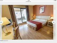 3 night Barcelona break - rooms only for sale