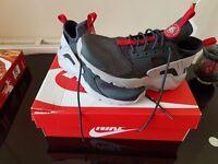 Nike Air Huarache Run Ultra Trainer, Size 5.