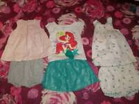 Girls summer bundle 2-3 Years