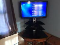 Panasonic tv with stand fully working