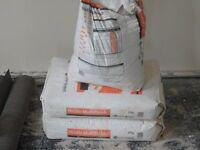 Plaster - Thistle Multifinish (British Gypsum) - approx 60kg