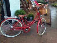 Pashley Brooks Cycle
