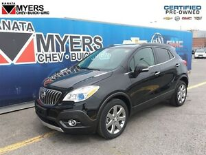 2016 Buick Encore AWD, LEATHER, SUNROOF, NAV