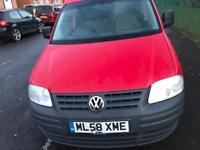 Volkswagen Caddy, TDI Long MOT, service history only £2395