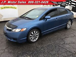 2010 Honda Civic EX-L, Automatic, Leather, Sunroof,