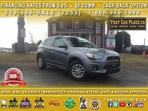 2015 Mitsubishi RVR SE Limited Edition-$67/Wk-Bluetooth-HtdSts-T