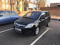 Vauxhall Zafira 1.9 Diesel £4,750 QUICK SALE!!