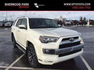 2017 Toyota 4Runner Limited with ECP!