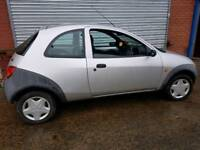 Ford ka silver 2005 breaking for parts