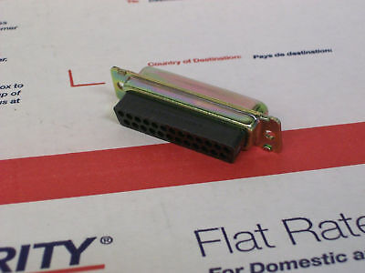New Amp 205208-1 25 Pin Female Connector
