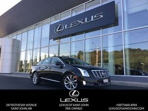 2014 Cadillac XTS Luxury with backup + bose + Pano Sunroof