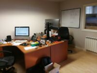 Desk share in rural office location near Petworth