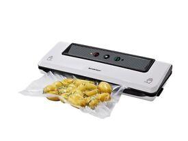 Food Vacuum Sealer Machine Packing Bag Kitchen Storage Tools Fresh Homemade Cling Film