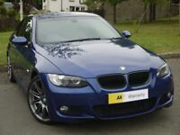 £0 DEPOSIT FINANCE*** BMW 3 Series 2.0 320i M Sport Automatic coupe 2dr ***FULL SERVICE HISTORY***