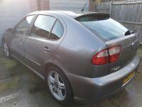 2004 Seat leon cupra 1.9tdi facelift (150bhp)