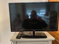 """Logik 22"""" LCD tv."""