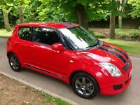 2009 SUZUKI SWIFT 1.3 LOW MILES MINT CAR