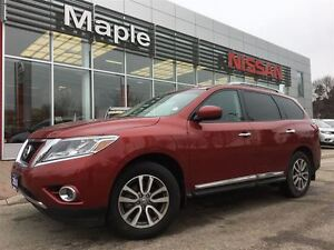 2014 Nissan Pathfinder SL AWD -1.9% FINANCING AVAILABLE!  LEATHE