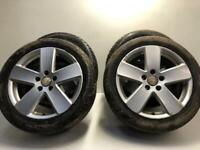 Vw Passat, Jetta, Golf 17'inch Alloy Wheels