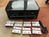 Epson Stylus Colour BX525WD Wireless Printer, Scanner, Copier