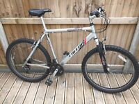 Falcon Montana Mountain Bike Aluminium Frame Mens Large