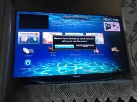 Samsung smart tv 46 inch camera build in
