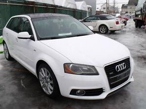 2011 Audi A3 2,0T Premium-S-LINE-QUATTRO-CUIR-