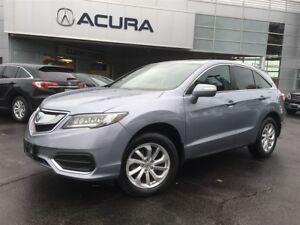 2016 Acura RDX TECH | NAVI | OFFLEASE | 2.9% | 290HP | AWD | V6