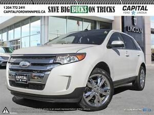 2012 Ford Edge Limited AWD*Leather-Nav- Dual Sunroof*