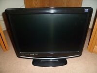 "17"" TV, DVD, Freeview, Excellent condition."