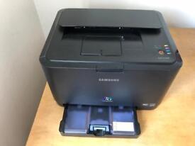 FREE - Samsung CLP-315W Laser Printer