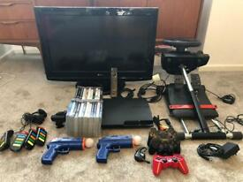 Tv and PlayStation 3 Bundle