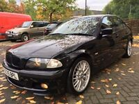 2001 BMW 330I M SPORT AUTOMATIC EXEPTIONAL CONDITION