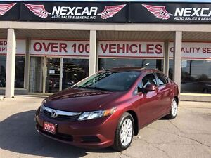 2012 Honda Civic EX 5 SPEED A/C SUNROOF ONLY 82K
