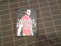 Sofrback Book. WAYNE ROONEY - THE WAY IT IS .